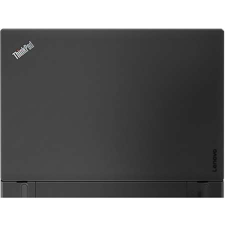 Laptop Lenovo ThinkPad X270 12.5 inch Full HD Intel Core i5-7200U 8GB DDR4 256GB SSD Windows 10 Pro Black