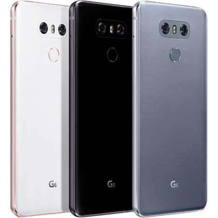 Smartphone LG G6 Plus H870DSU 128GB Dual Sim 4G Black