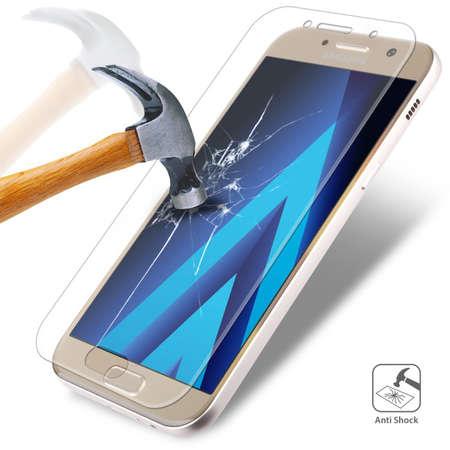 Folie protectie ZMEURINO TEMPCFULLCIX_SGSA3 Sticla Securizata Full Body Curved pentru SAMSUNG Galaxy A3 2017