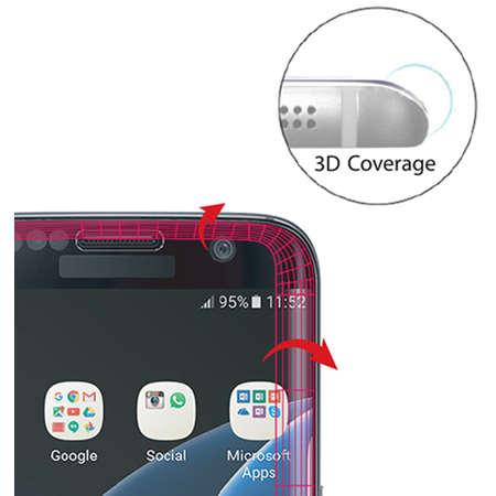 Folie protectie ZMEURINO TEMPFULLCIX_SGS8 Sticla Securizata Full Body pentru SAMSUNG Galaxy S8