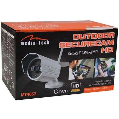 Camera supraveghere Mediatech MT4052 Outdoor IP 720p WIFI