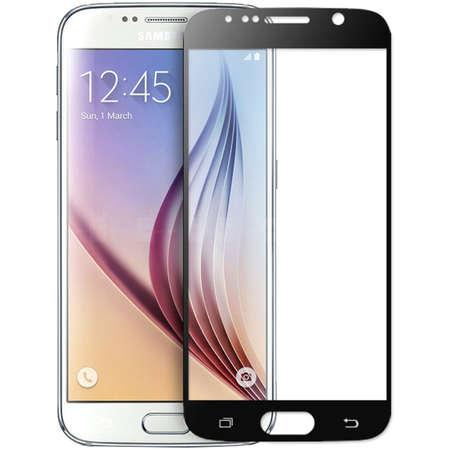 Folie protectie ZMEURINO TEMPFULLCIX_SGS6BK Sticla Securizata Full Body Negru pentru SAMSUNG Galaxy S6