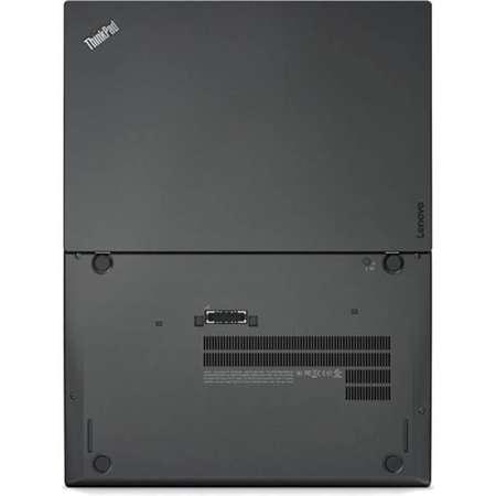 Laptop Lenovo ThinkPad T470s 14 inch Full HD Intel Core i7-7600U 8GB DDR4 256GB SSD FPR Windows 10 Pro Black
