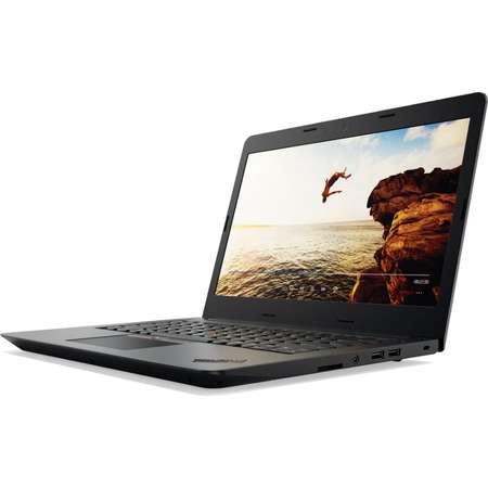 Laptop Lenovo ThinkPad E470 14 inch Full HD Intel Core i5-7200 8GB DDR4 256GB SSD Windows 10 Pro Black