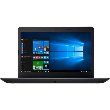 Laptop Lenovo ThinkPad E470 14 inch Full HD Intel Core i5-7200U 8GB DDR4 256GB SSD FPR Windows 10 Pro Black