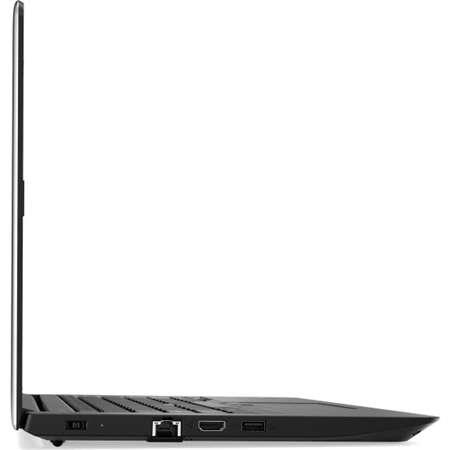 Laptop Lenovo ThinkPad E470 14 inch Full HD Intel Core i5-7200U 8GB DDR4 256GB SSD FPR Black