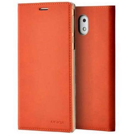 Husa Flip Cover CP-301 Slim Maro pentru NOKIA 6