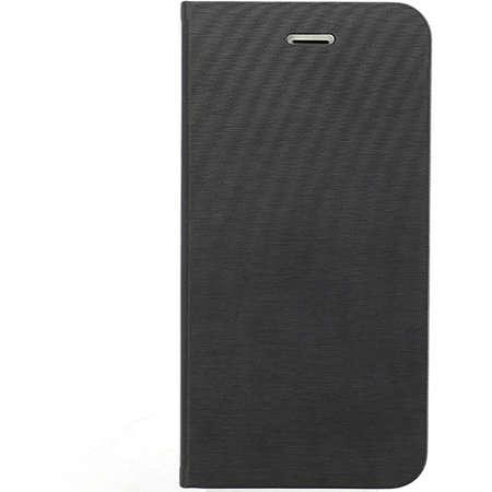 Husa Flip Cover YUPPI LOVE TECH MIRBOOKIP6BK Stand Negru pentru APPLE iPhone 6, iPhone 6S