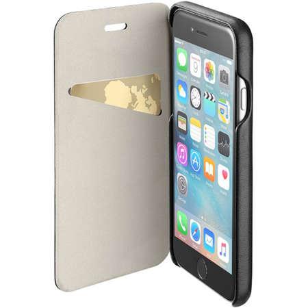 Husa Flip Cover YUPPI LOVE TECH CSBOOKI6LHNEROa Piele Negru pentru APPLE iPhone 6, iPhone 6S