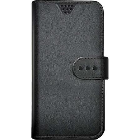 Husa Flip Cover ABC Tech UNIBOOKXLBK Negru pentru APPLE iPhone 6S