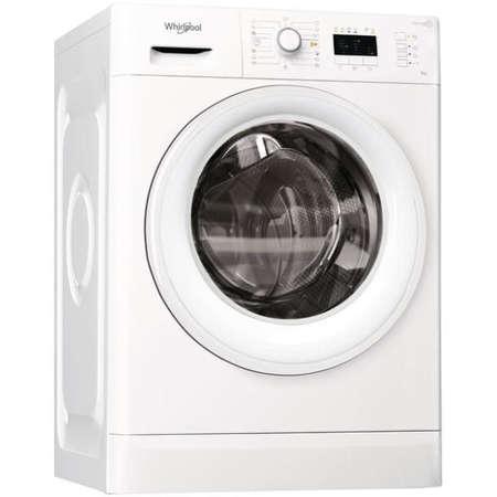 Masina de spalat rufe Whirlpool FWL 61252 W EU 1200RPM 6Kg A++ Alb + Detergent Bonux cadou 6 Kg