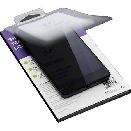 "Folie protectie ABC Tech TEMPVIP-UNI-5.3 Sticla Securizata Universala 5.3""-5.5"""