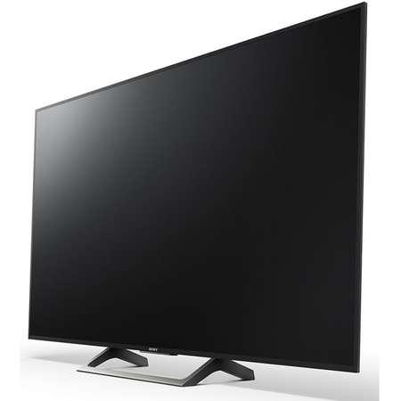 Televizor Sony LED Smart TV KD55 XE7005 Ultra HD 4K 139cm Black