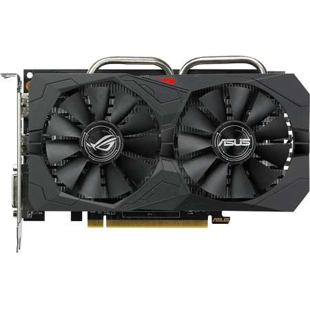 Placa video Asus AMD Radeon RX 560 STRIX GAMING 4GB DDR5 128bit