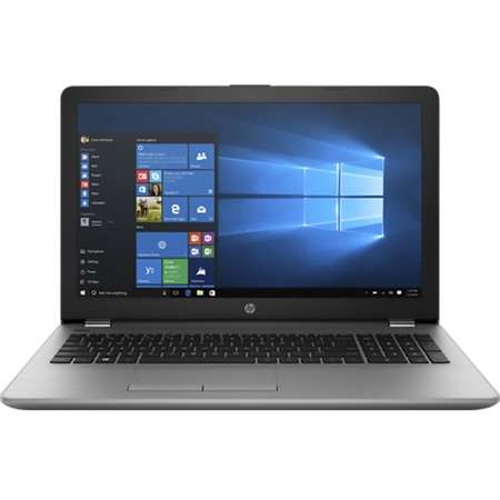 Laptop HP 250 G6 15.6 inch Full HD Intel Core i3-6006U 4GB DDR4 256GB SSD Windows 10 Pro Silver