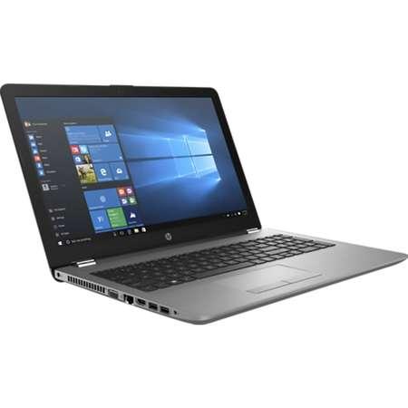Laptop HP 250 G6 15.6 inch Full HD Intel Core i3-6006U 8GB DDR4 256GB SSD Windows 10 Pro Silver