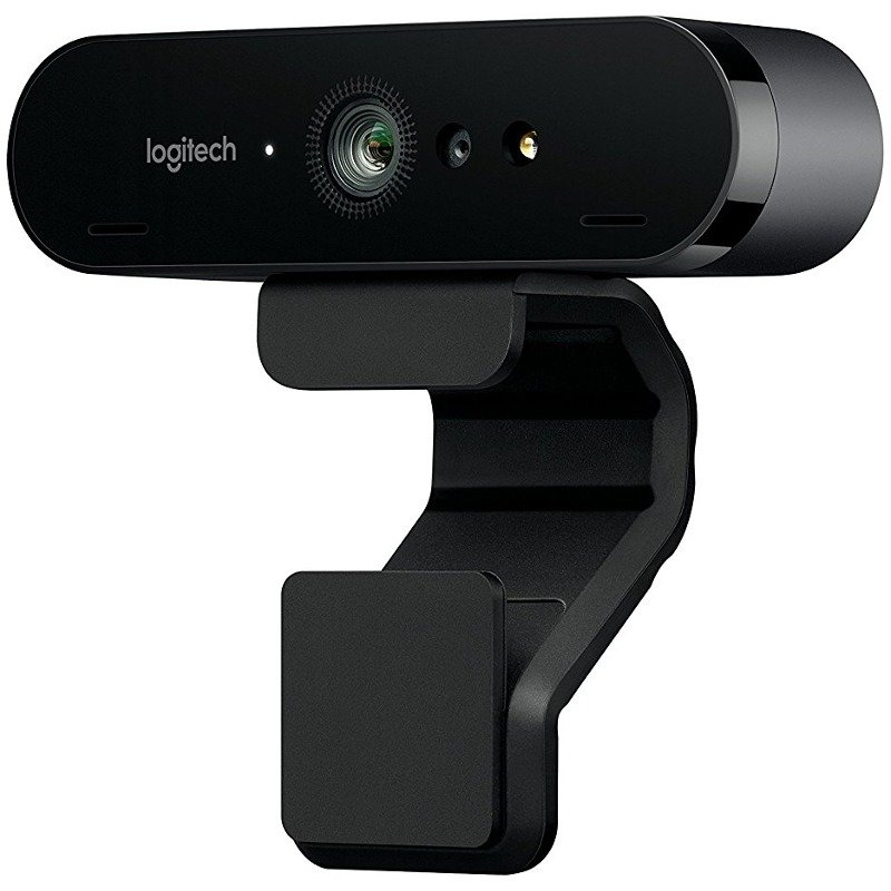 Camera web BRIO USB EMEA Negru thumbnail