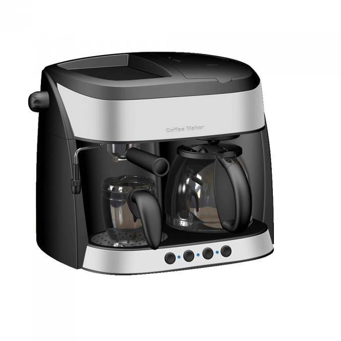 Espressor cafea Sc425 Di Mattino 15 bari 1.25 Litri 1700W Negru