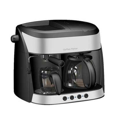 Espressor cafea Studio Casa Sc425 Di Mattino 15 bari 1.25 Litri 1700W Negru