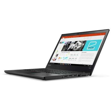 Laptop Lenovo ThinkPad T470 14 inch Full HD Intel Core i5-7200U 8GB DDR4 256GB SSD 4G FPR Windows 10 Pro Black