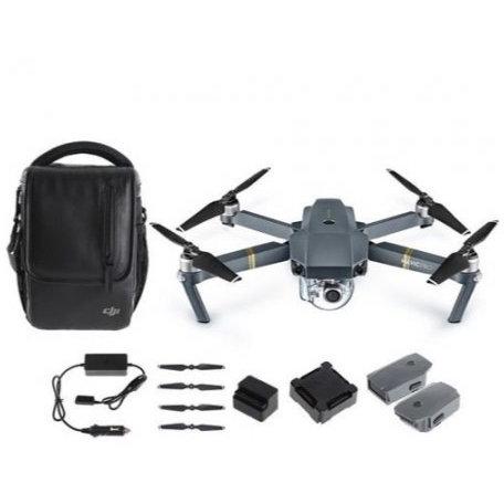 Drona Mavic Pro Fly More Combo