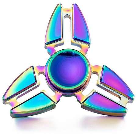 Fidget Spinner Lemontti Metalic Ninja Rainbow