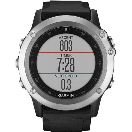 Smartwatch Garmin Fenix 3 HR Black
