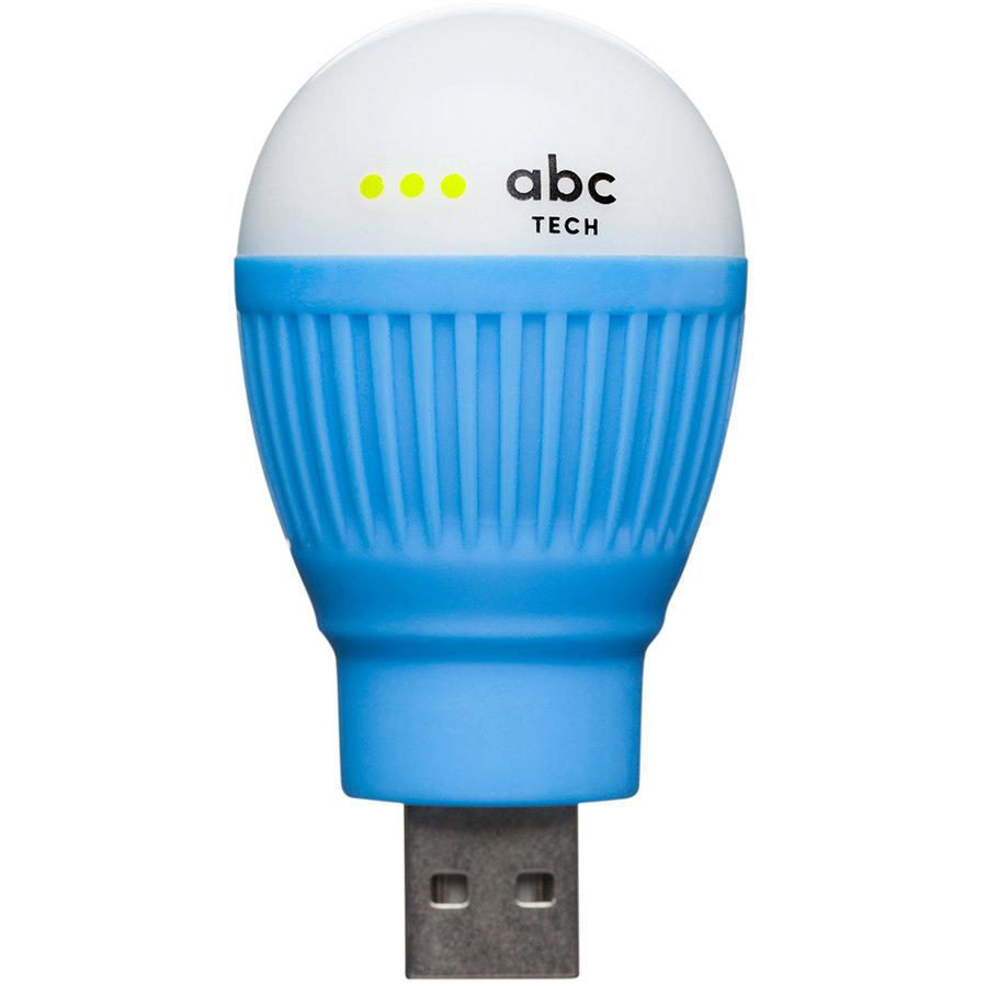 Bec Bulb USB Albastru thumbnail