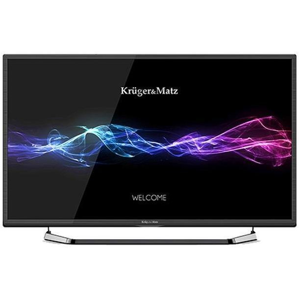 Televizor Led Km0255 Full Hd 139cm Black Resigilat