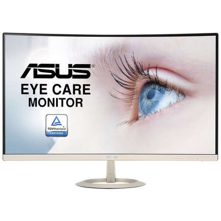 Monitor LED Curbat Asus VZ27VQ 27 inch 5ms Icicle Gold