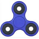 Fidget Spinner Plastic Blue