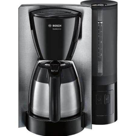 Cafetiera Bosch TKA6A683 1200W 1 Litru Neagra/Inox