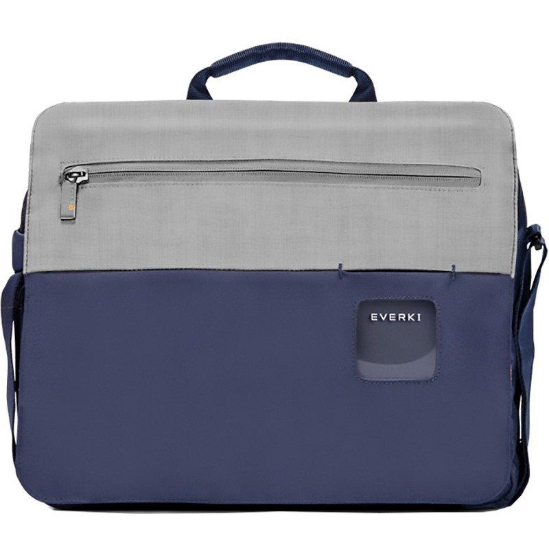 Geanta laptop ContemPRO Shoulder Bag Navy 14.1 inch thumbnail