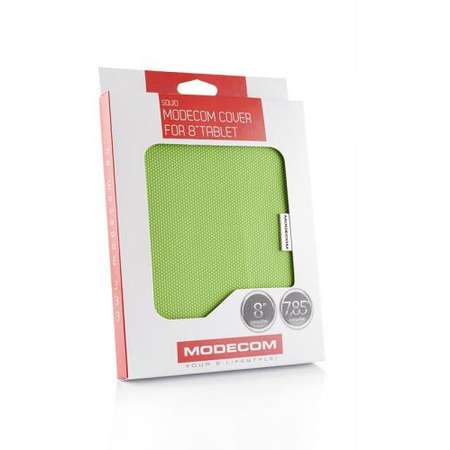 Husa tableta Modecom Squid Green 8 inch