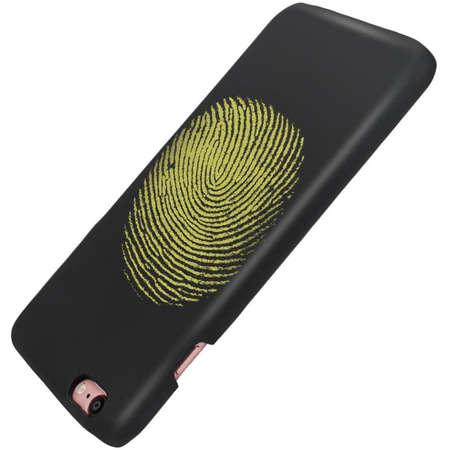 Husa Protectie Spate Star AMATHERMO_IP7YW Galben pentru Apple iPhone 7