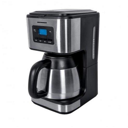 Cafetiera HCM-900XMC 900W 1 L Afisaj LED Inox thumbnail