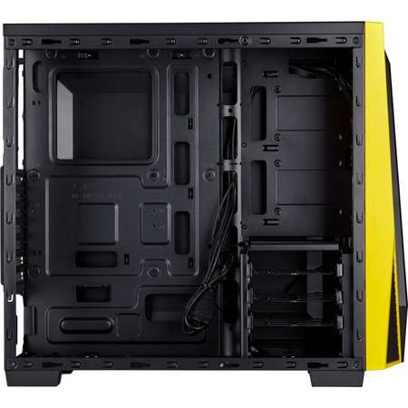 Carcasa Corsair Carbide Series SPEC-04 Windowed Black Yellow