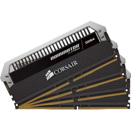 Memorie Corsair Dominator Platinum 32GB DDR4 3600 MHz CL16 Quad Channel Kit
