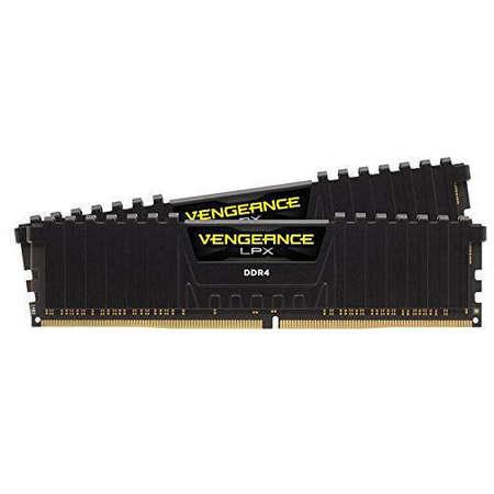 Memorie Corsair Vengeance LPX Black 8GB DDR4 3600 MHz CL18 Dual Channel Kit