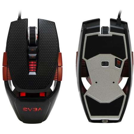 Mouse gaming EVGA TORQ X10 Carbon