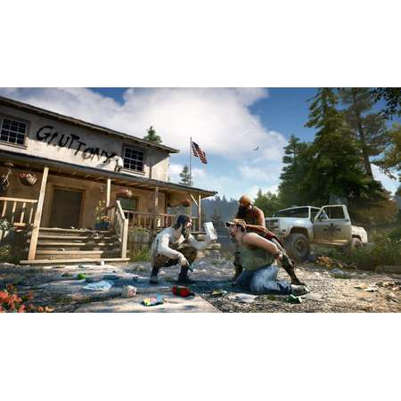 Joc consola Ubisoft Ltd Far Cry 5 Father Edition PS4