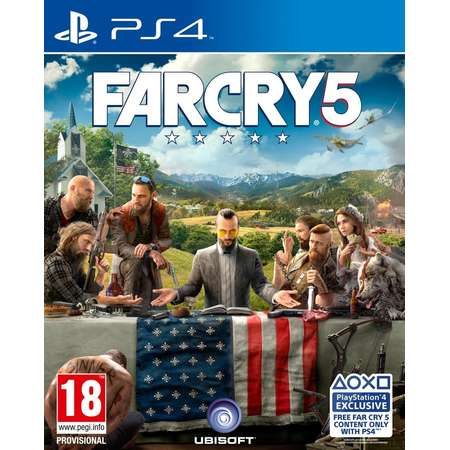 Joc consola Ubisoft Ltd FAR CRY 5 PS4