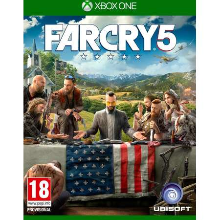 Joc consola Ubisoft Ltd FAR CRY 5 XBOX ONE