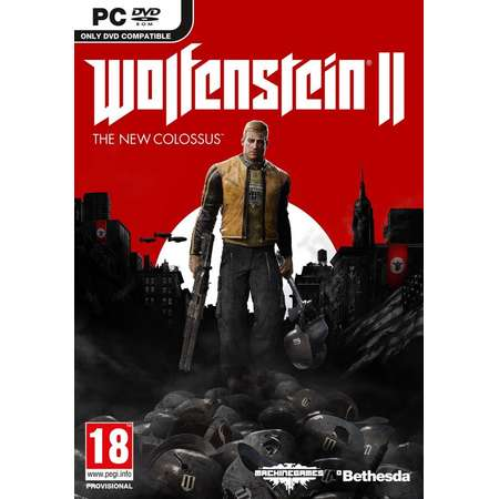 Joc PC Bethesda WOLFENSTEIN 2 THE NEW COLOSSUS