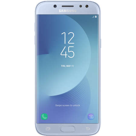 Smartphone Samsung Galaxy J7 Pro 2017 J730FD 16GB Dual Sim 4G Blue