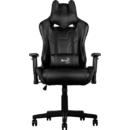 Scaun gaming Aerocool AC-220 BLACK / BLACK