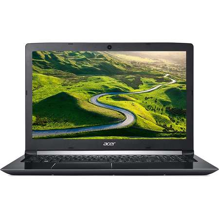 Laptop Acer Aspire A515-41G 15.6 inch Full HD AMD FX-9800P 4GB DDR4 256GB SSD AMD Radeon RX 540 2GB Linux Black