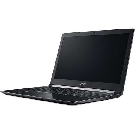 Laptop Acer Aspire A515-51G 15.6 inch Full HD Intel Core i5-7200U 4GB DDR4 1TB HDD nVidia GeForce MX150 2GB Linux Grey