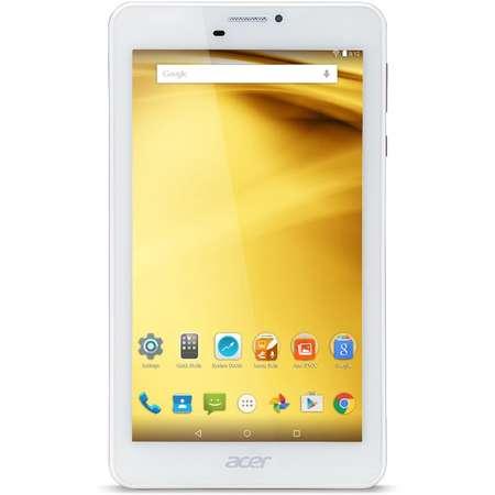 Tableta Acer Iconia Talk 7 B1-733-K3G3 7 inch MediaTek MT8321 1.30 GHz Quad Core 1GB RAM 16GB flash WiFi GPS 3G Android 6.0 Silver