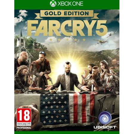 Joc consola Ubisoft Ltd FAR CRY 5 GOLD EDITION XBOX ONE
